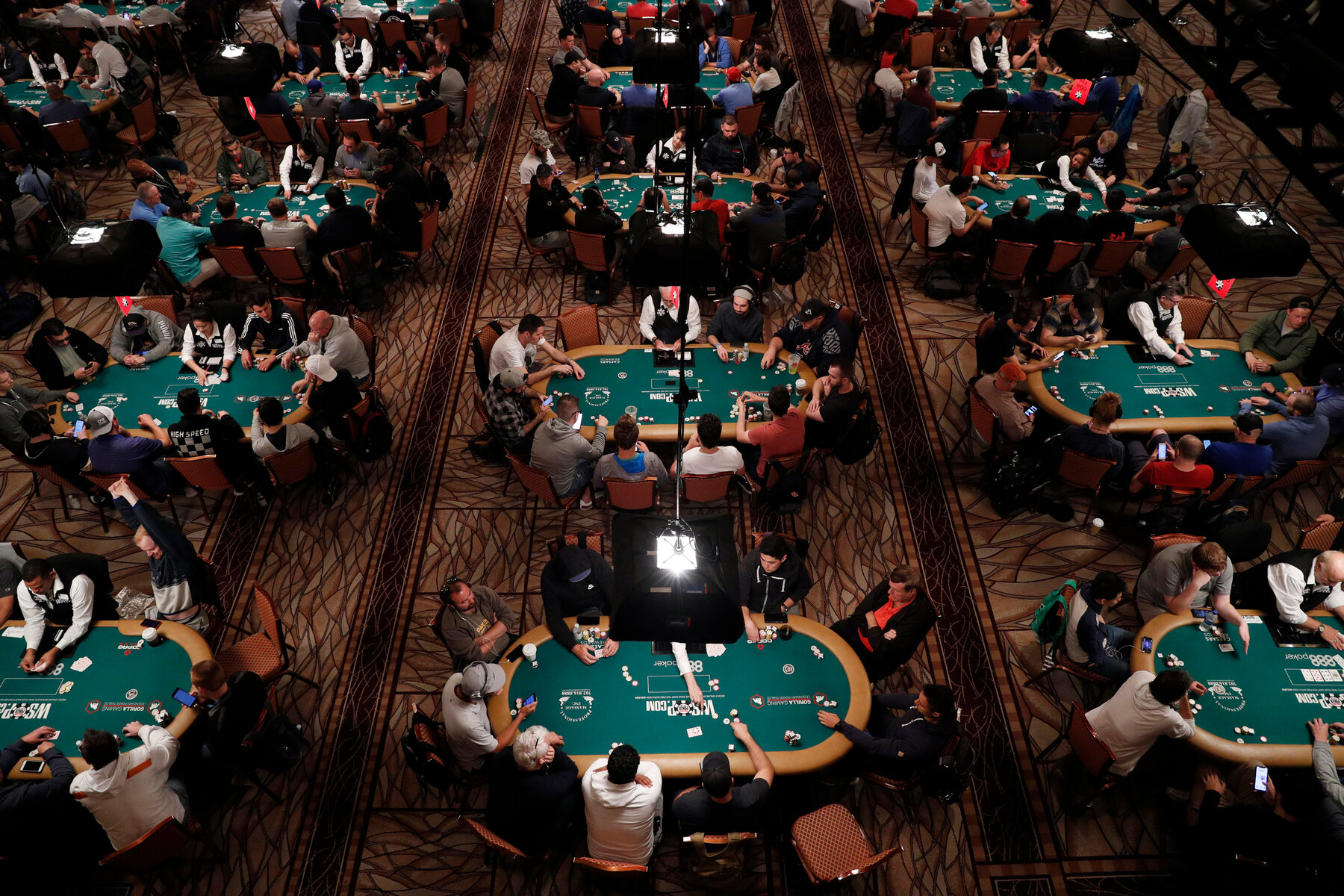Amateurs Casino However Overlook Just A Few Easy Issues