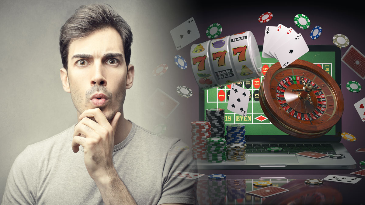 Lazy Man's Information To Online Casino