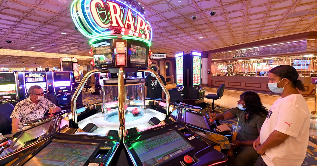 Now You may Have Your Casino Completed Safely