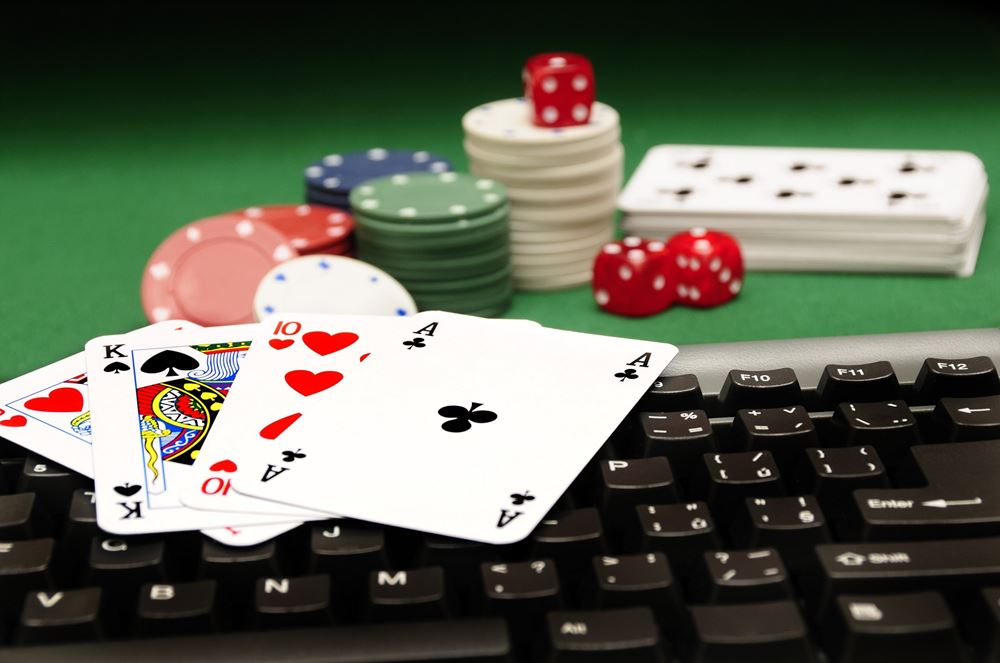 What Can The Music Trade Train You About Online Casino